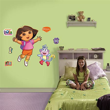 Dora Fathead Junior - Wall Sticker Outlet