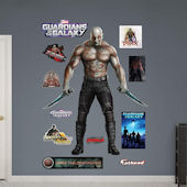 Fathead Guardians of the Galaxy Drax the Destroyer