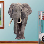 Fathead Elephant Wall Graphic
