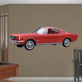 Fathead 1965 Ford Mustang Wall Graphic