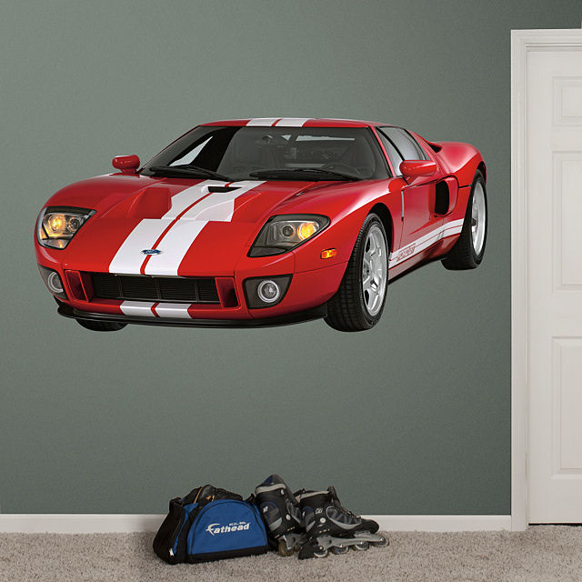 Fathead Ford GT Wall Graphic - Wall Sticker Outlet