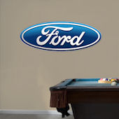 Fathead Ford Oval Logo Wall Graphic