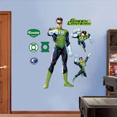 Green Lantern Fathead Wall Sticker