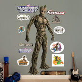 Fathead Guardians of the Galaxy Groot Decal