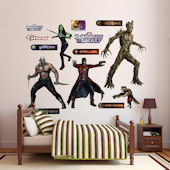 Fathead Guardians of the Galaxy Collection