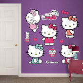 Fathead Hello Kitty Swimsuit Decals