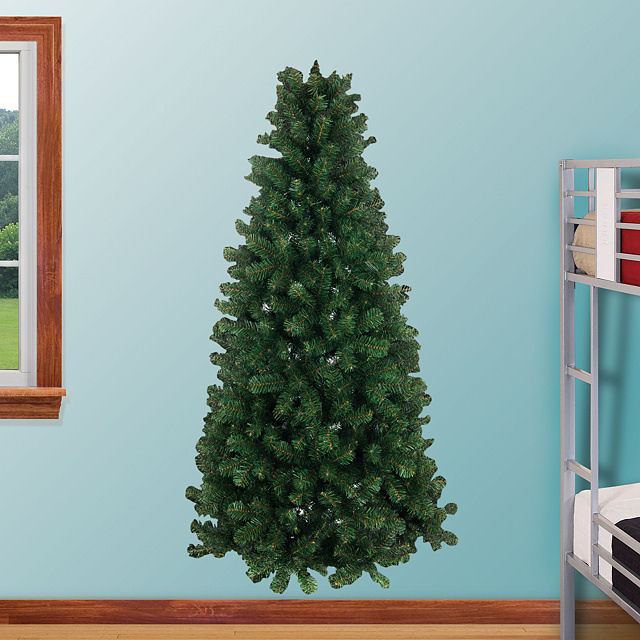 Fathead Holiday Christmas Tree - Wall Sticker Outlet