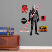 Fathead Star Wars The Inquisitor Jr Wall Graphic