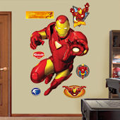 Fathead Iron Man Wall Sticker