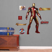 Fathead Avengers Age of Ultron Iron Man Jr