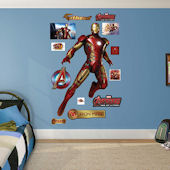 Fathead Avengers Age of Ultron Iron Man