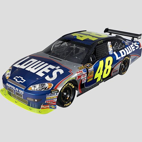 jimmie johnson 48 decal. Nascar Dale Jimmie Johnson 48