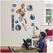 Fathead Jr Dallas Mavericks Dirk Nowitzki