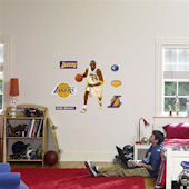 Fathead Jr LA Lakers Kobe Bryant