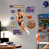 Fathead Jr Utah Jazz John Stockton