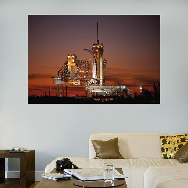 Fathead Launch Pad At Dusk Wall Graphic - Wall Sticker Outlet