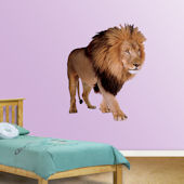 Fathead Lion Wall Graphic