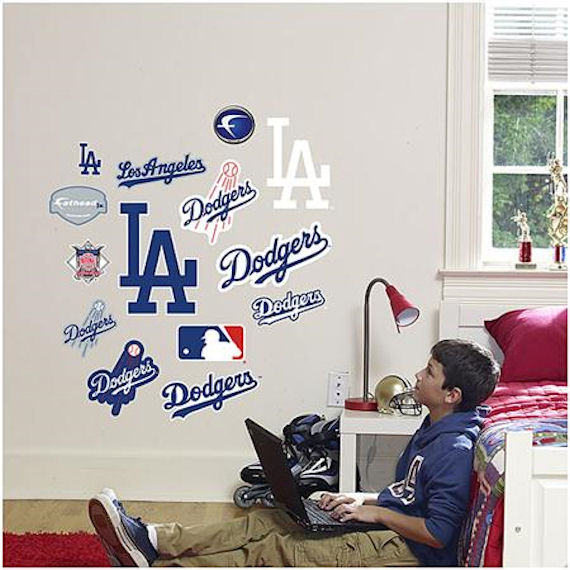 los angeles dodgers logo wallpaper. Los Angeles Dodgers Logo Sheet