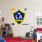 Fathead Los Angeles Galaxy Logo Wall Graphic