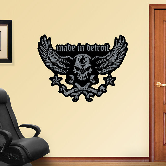 Fathead Collegiate Letters - Wall Sticker Outlet