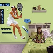 Fathead Maria Sharapova Swing Wall Graphic