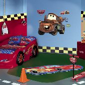 Fathead Cars Mater Wall Graphic