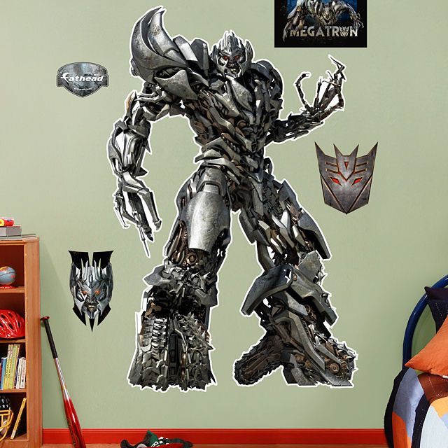 Fathead Transformers Megatron Wall Sticker