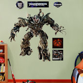 Fathead Transformers Megatron Dark of Moon Sticker