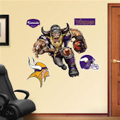 Fathead Minnesota Vikings Extreme Logo Real Big