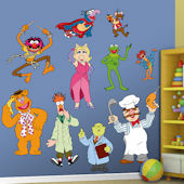 The Muppets Wall Sticker