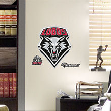 Fathead New Mexico Lobos Teammate - Wall Sticker Outlet