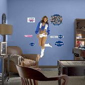 Fathead Nicole Hamilton Peel Stick Wall Graphic