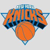 Fathead NY Knicks Logo Wall Graphic