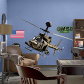 Fathead OH 58 Kiowa Warrior Wall Graphic
