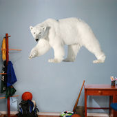 Fathead Polar Bear Wall Graphic