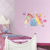 Disney Princess Fathead  Junior