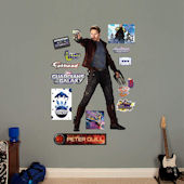 Fathead Guardians of the Galaxy Peter Quill