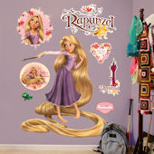 Fathead Disney Rapunzel Tangled Wall Sticker