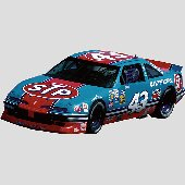Fathead Richard Petty Car Wall Graphic