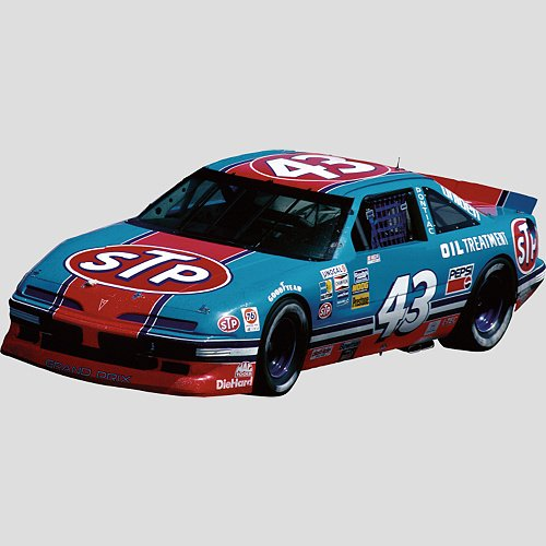 Fathead Richard Petty Car Wall Graphic - Wall Sticker Outlet