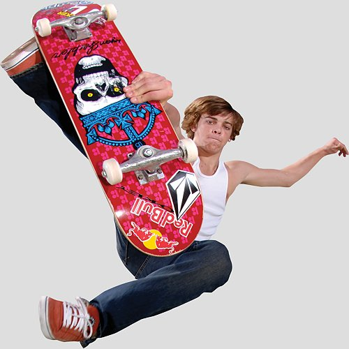 Fathead Ryan Sheckler Skateboard Wall Graphic - Kids Wall Decor Store