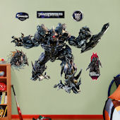Fathead Transformers Shockwave Dark of Moon Decal