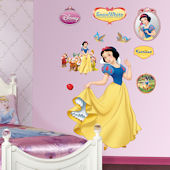 Disney Snow White Wall Sticker