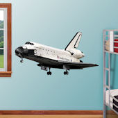 Fathead Space Shuttle Endeavor Wall Graphic