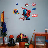Spiderman Fathead  Junior