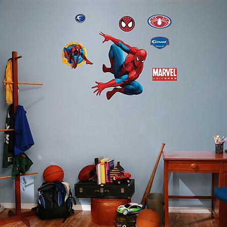Spiderman Fathead  Junior - Kids Wall Decor Store