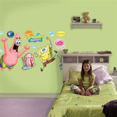Spongebob and Patrick Fathead