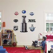 Fathead Stanley Cup Wall Graphics