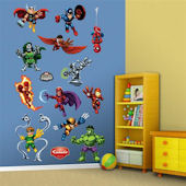 Fathead Super Hero Squad Wall Graphic