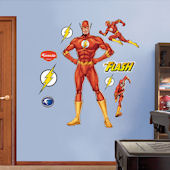 The Flash Fathead Wall Sticker